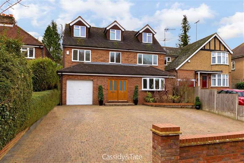 6 Bedrooms Property for sale in Everlasting Lane, St Albans, Hertfordshire