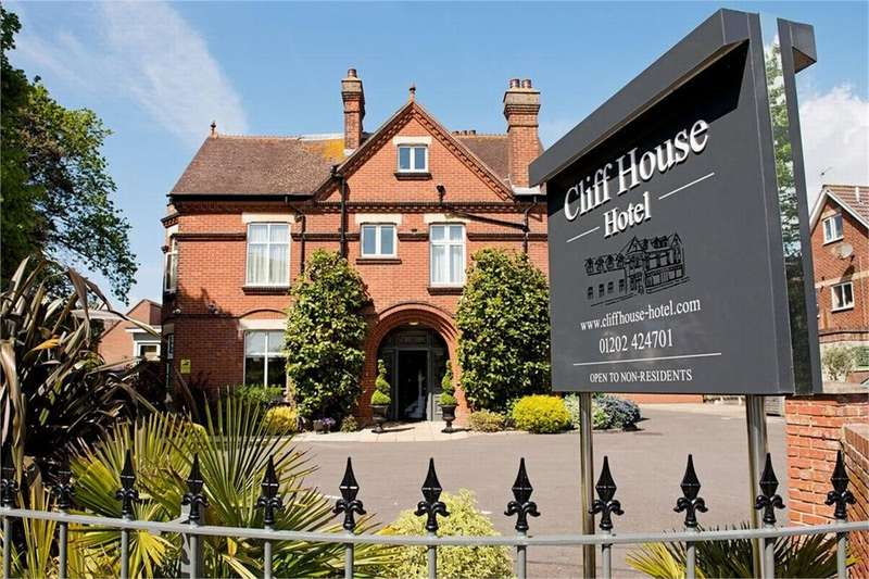 14 Bedrooms Commercial Property for sale in Cliff House Hotel, 13 Belle Vue Road, Southbourne, Dorset