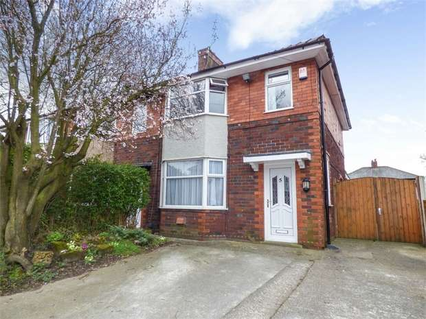 3 Bedrooms End Of Terrace House for sale in Clive Road, Penwortham, Preston, Lancashire