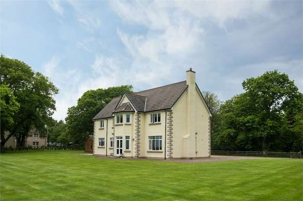 4 Bedrooms Detached House for sale in Four Oaks, Duns, Scottish Borders