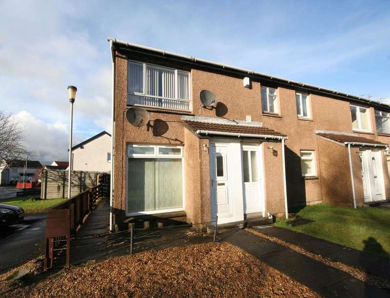 2 Bedrooms Flat for rent in Cassley Avenue, Renfrew, PA4