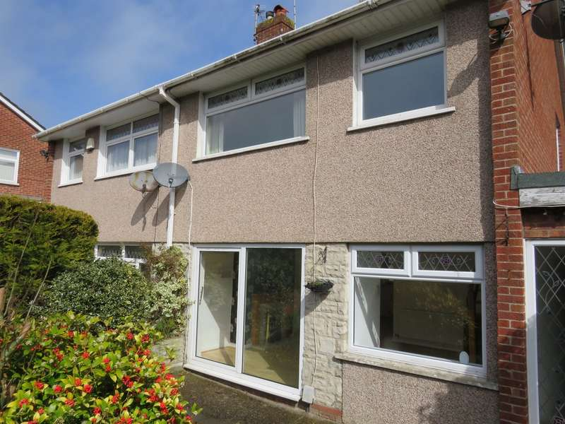 3 Bedrooms Semi Detached House for sale in Cornwall Rise, Barry
