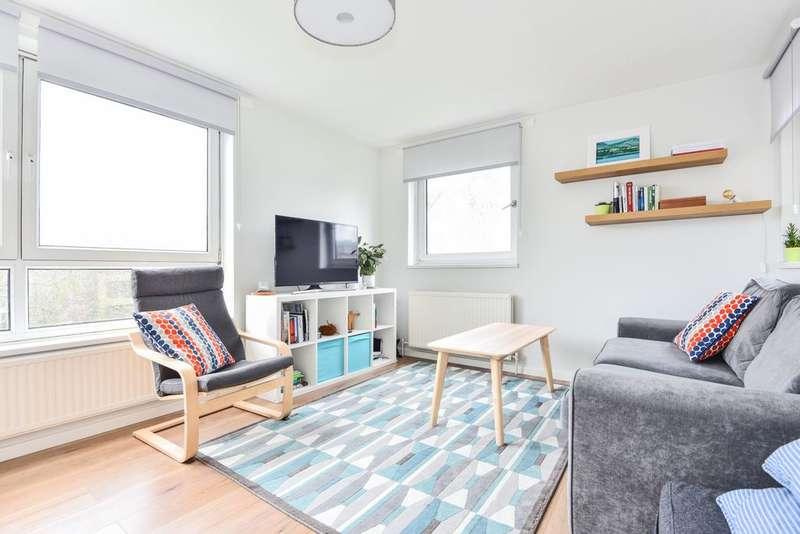 1 Bedroom Flat for sale in Ormanton Road, Sydenham, SE26
