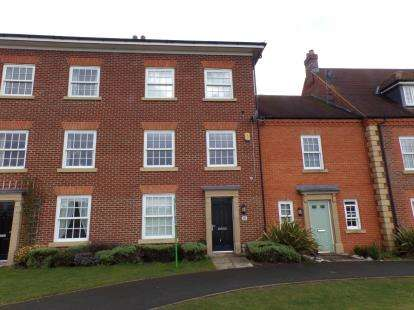 4 Bedrooms Terraced House for sale in Greenkeepers Road, Great Denham, Biddenham, Bedford