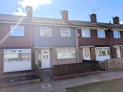 2 Bedrooms Terraced House for sale in Donington Green, Middlesbrough, .