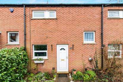 2 Bedrooms Terraced House for sale in Markham Road, Beeston, Nottingham, Nottinghamshire