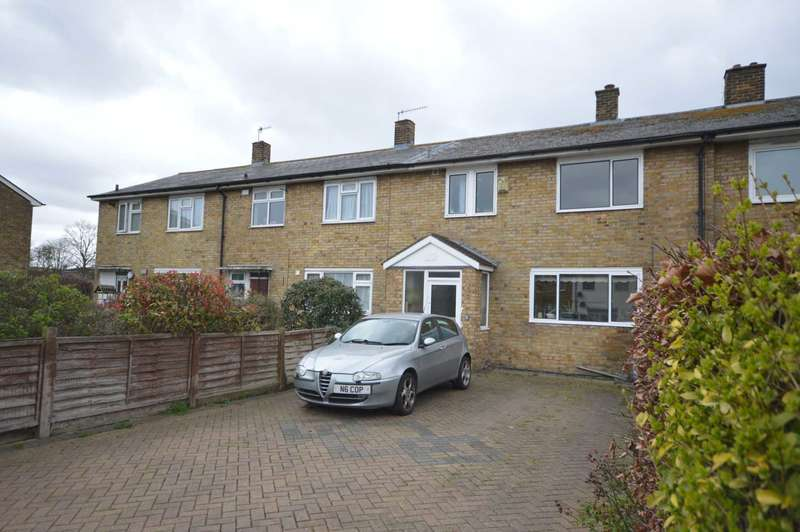 3 Bedrooms Terraced House for sale in Eynsham Drive, Abbey Wood