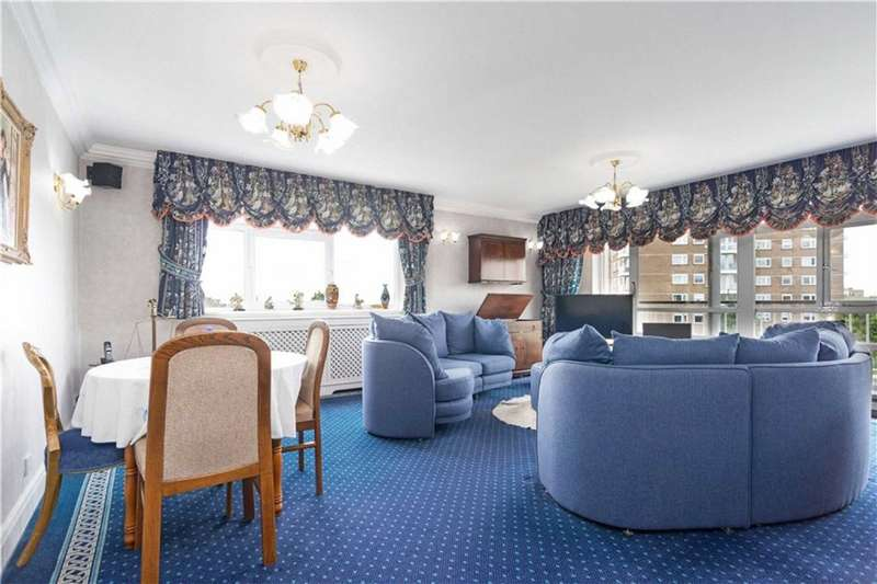 2 Bedrooms Flat for sale in Walsingham, London, London, NW8