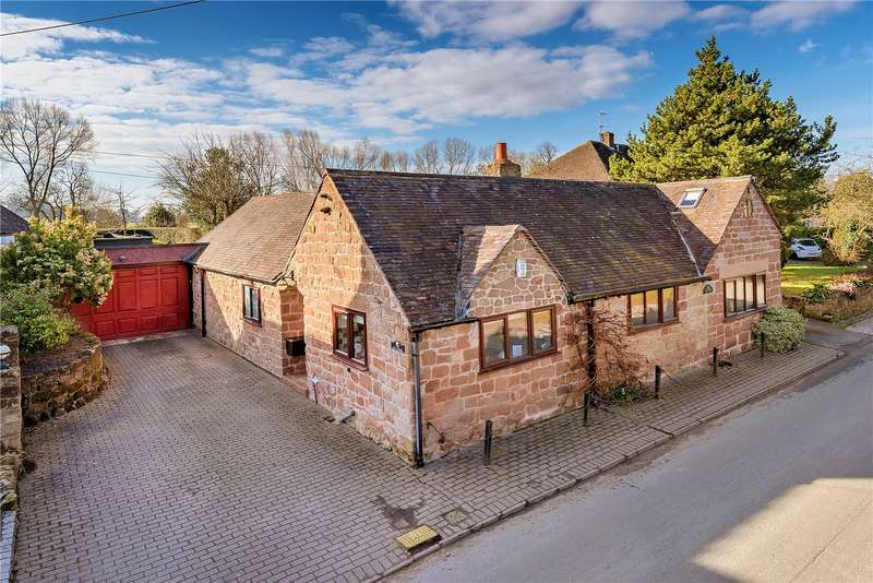 3 Bedrooms Detached Bungalow for sale in The Old Forge, Tong Norton, Shifnal, Shropshire, TF11