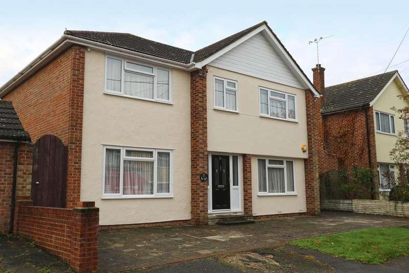5 Bedrooms Detached House for sale in Oak Walk, Hockley, Essex