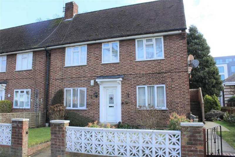 2 Bedrooms Maisonette Flat for sale in Beechwood Gardens, Slough, Berkshire
