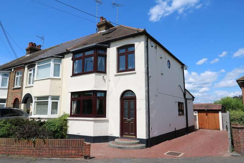 5 Bedrooms End Of Terrace House for sale in London Road, Benfleet SS7