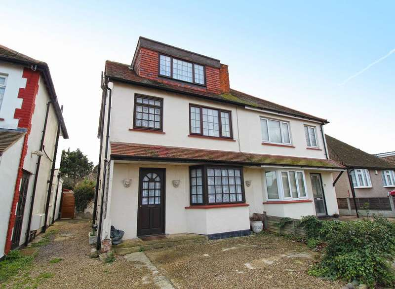 4 Bedrooms Semi Detached House for sale in Briarwood Drive, Leigh-On-Sea SS9