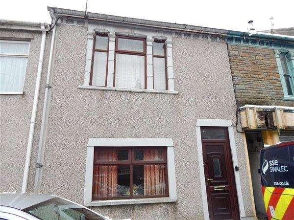 2 Bedrooms Terraced House for sale in Alexandra Road, Six Bells NP13 2LG