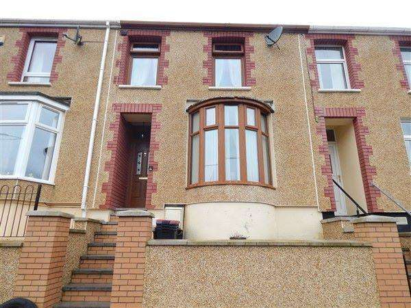 2 Bedrooms Terraced House for sale in Lancaster Street, Six Bells, NP13 2NS