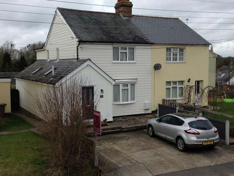 3 Bedrooms Semi Detached House for sale in Highfield, Clare, Sudbury CO10
