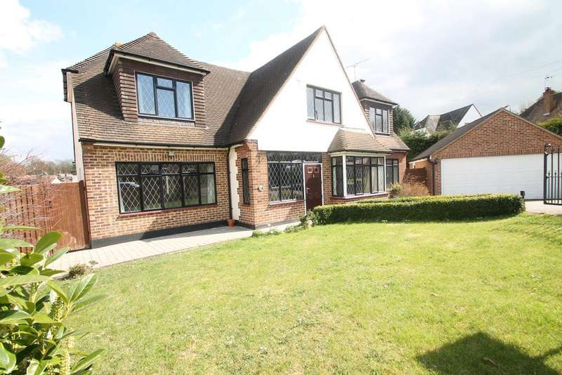 5 Bedrooms Detached House for sale in Leasway, Rayleigh, Essex