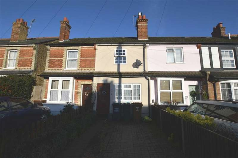 3 Bedrooms Cottage House for sale in New Road, Croxley Green, Rickmansworth Hertfordshire, WD3
