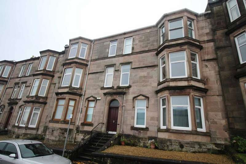 2 Bedrooms Flat for sale in 1/1, 5 St. Johns Road, Gourock, PA19 1PL