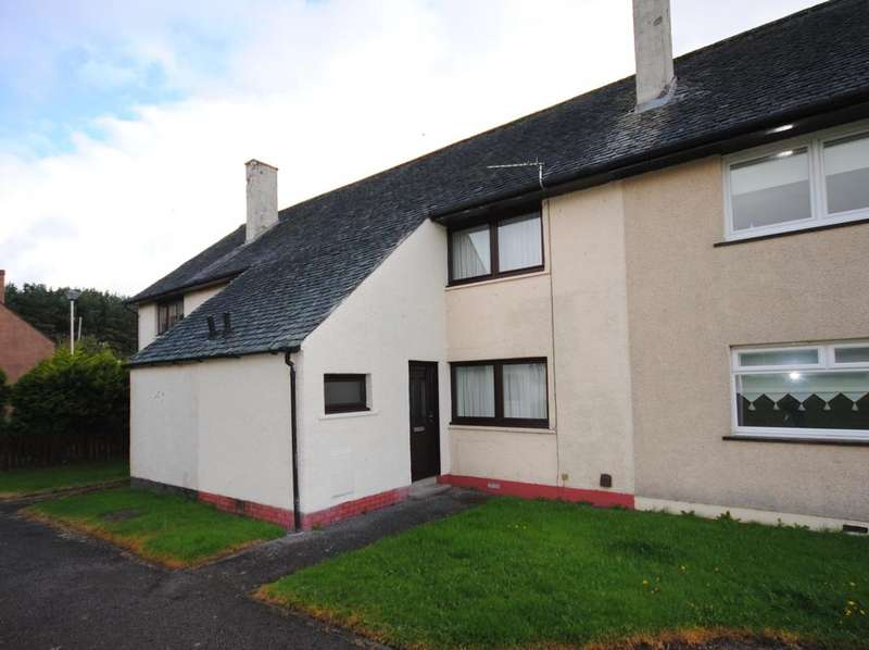 2 Bedrooms Terraced House for sale in 2 Covington Oval, Lanark, ML11 8RU