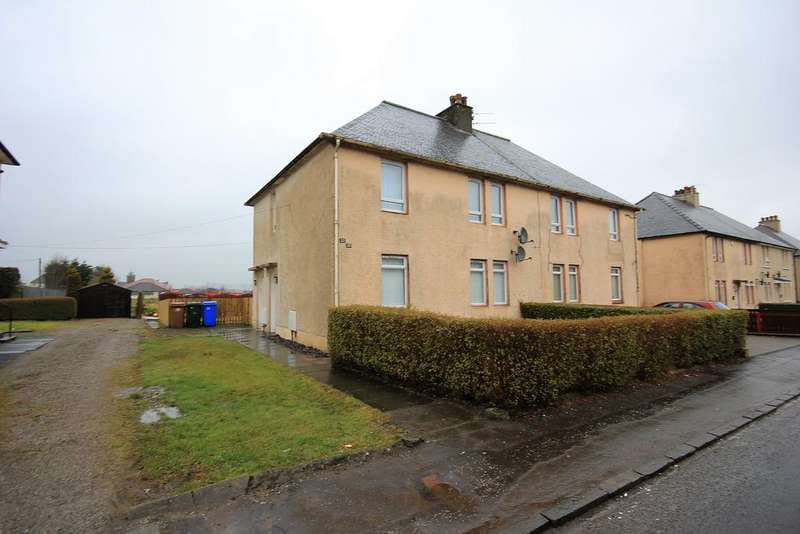 1 Bedroom Flat for sale in 30 Blair Avenue, Kilmarnock, KA1 5BG