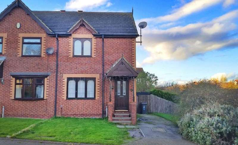 3 Bedrooms Semi Detached House for rent in Bunting Close