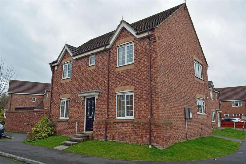 4 Bedrooms Detached House for sale in Old School Lane, Keadby, Scunthorpe