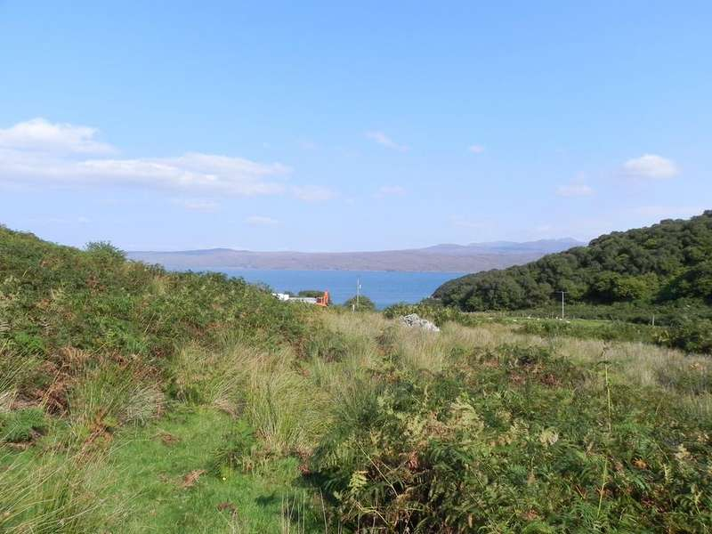1 Bedroom Plot Commercial for sale in Building Plots, Arrina, Strathcarron, IV54 8XU