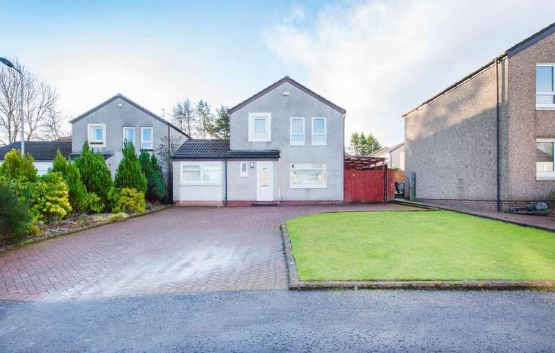 4 Bedrooms Detached House for sale in 8 Pitmedden Road, Glasgow, G64 1AB