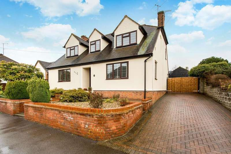 4 Bedrooms Detached House for sale in Maple Avenue, Braintree, Essex, CM7