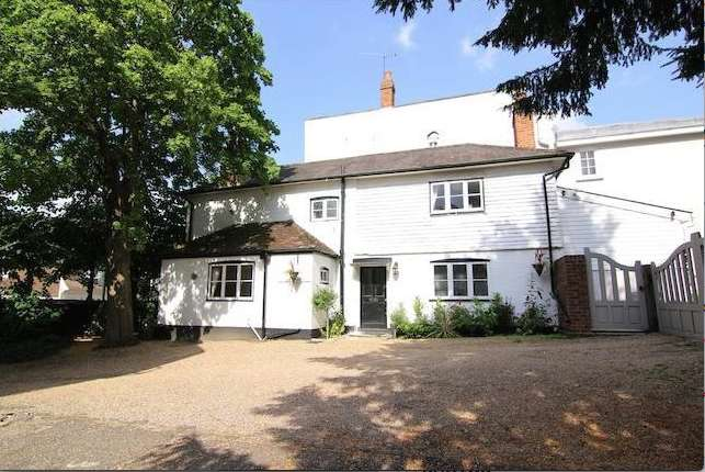 2 Bedrooms Semi Detached House for rent in High Street, Brasted, Westerham TN16