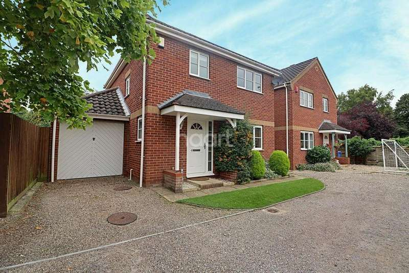 3 Bedrooms Detached House for sale in Hadley Drive