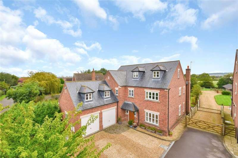 5 Bedrooms Detached House for sale in Melton Road, Long Clawson, Melton Mowbray