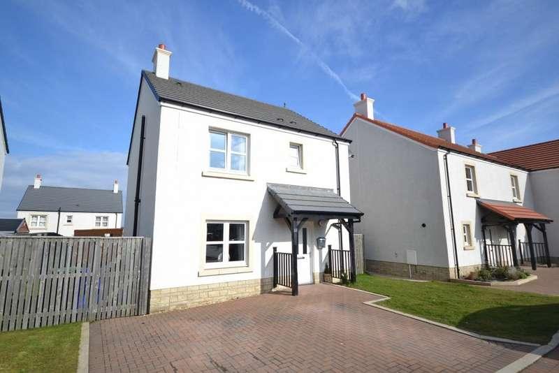 3 Bedrooms Detached Villa House for sale in 52 Kintyre Park, Doonfoot, KA7 4GD