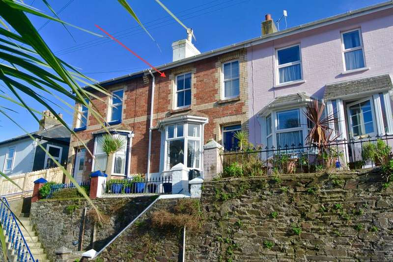 3 Bedrooms Semi Detached House for sale in 147 Victoria Road, Dartmouth, Devon, TQ6 9EF