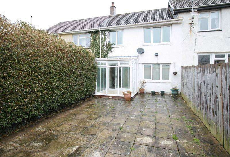 2 Bedrooms Terraced House for sale in Abbey Court, CHURCH VILLAGE CF38 1DE
