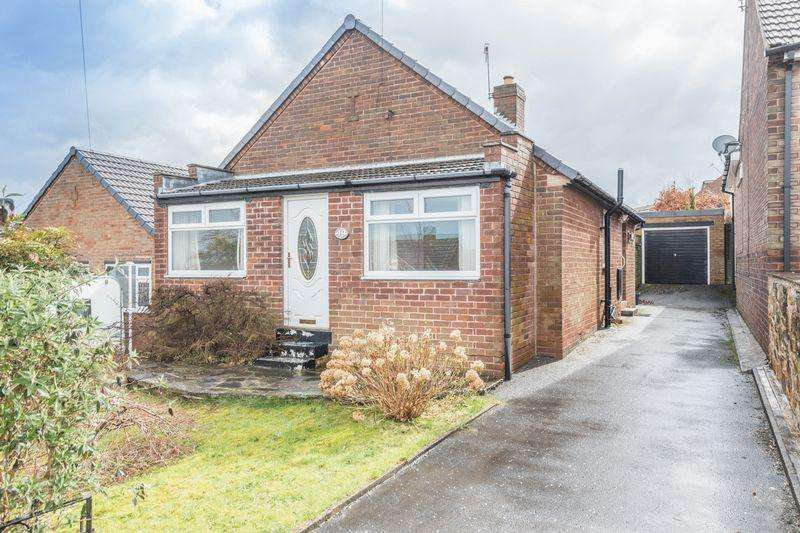 2 Bedrooms Detached Bungalow for sale in Marchwood Avenue, Stannington, S6 5LG - No Chain Involved - Early Completion Available