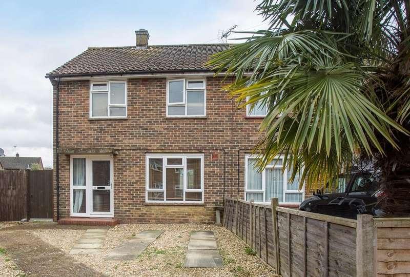 3 Bedrooms Semi Detached House for sale in Jockey Mead, Horsham