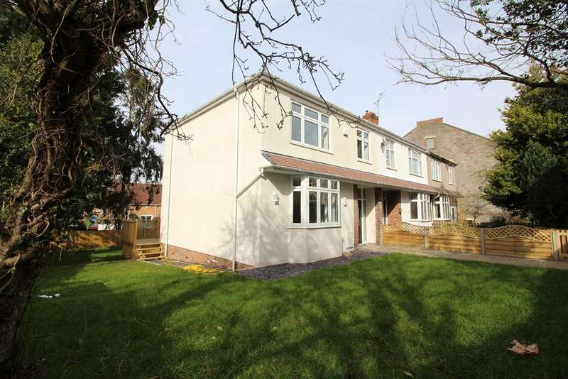 3 Bedrooms End Of Terrace House for sale in New House 15A Hinton Road, Fishponds, Bristol