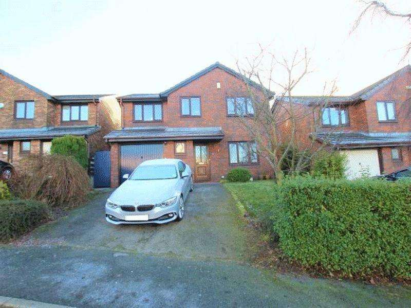 5 Bedrooms Detached House for sale in Starring Way, Littleborough
