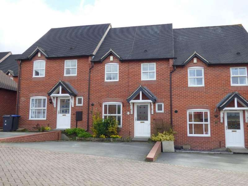 3 Bedrooms Terraced House for sale in Sundial Walk, Brailsford