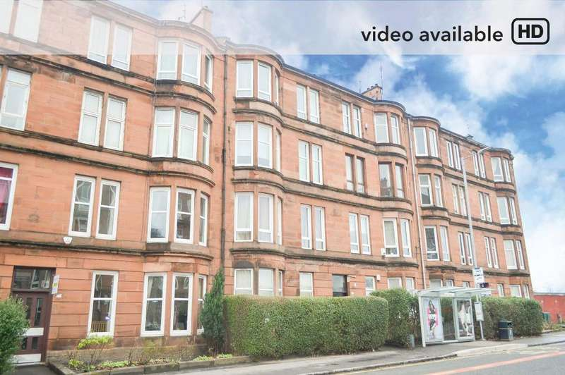 1 Bedroom Flat for sale in Minard Road , Flat 0/2, Shawlands, Glasgow, G41 2EN