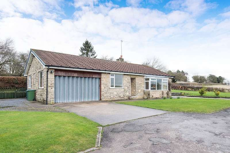 3 Bedrooms Detached Bungalow for rent in Slade View, Slade Hooton,Laughton, Sheffield, S25