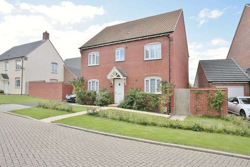 4 Bedrooms Property for sale in Kingfisher Drive, Didcot