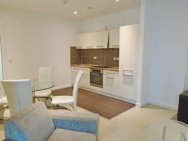 2 Bedrooms Apartment Flat for rent in Solly Place, Solly Street, Sheffield S1