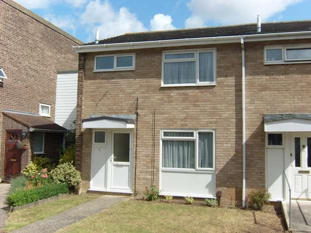 3 Bedrooms End Of Terrace House for sale in Falcon Court, Peregrine Drive, SITTINGBOURNE, Kent