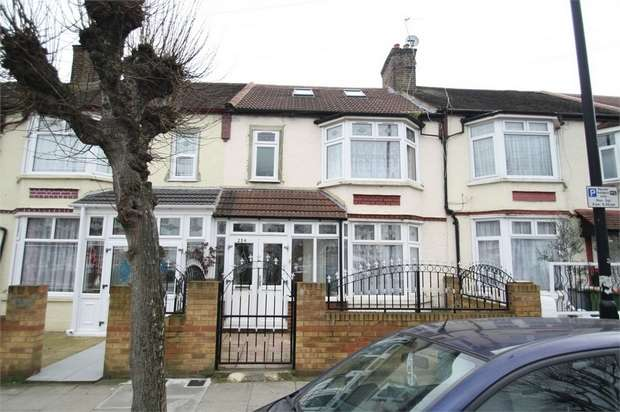 4 Bedrooms Terraced House for sale in Central Park Road, East Ham, London