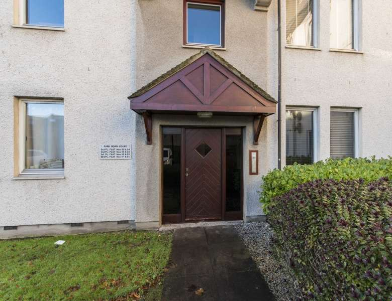 1 Bedroom Flat for sale in Park Road Court, Aberdeen, Aberdeenshire, AB24 5NZ