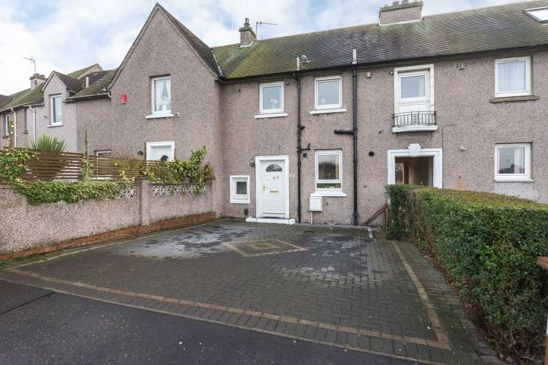 3 Bedrooms Terraced House for sale in Clermiston Crescent, Clermiston, Edinburgh, EH4 7DG