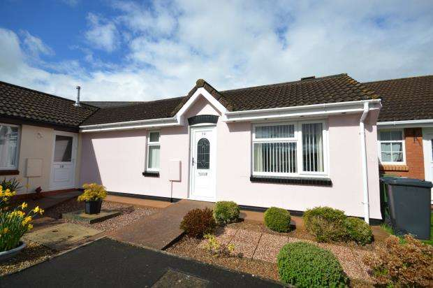 1 Bedroom Semi Detached Bungalow for sale in Deacon Close, Exeter, Devon